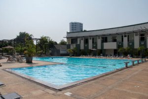 Eco Resort Chiang Mai piscina