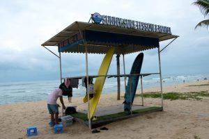 Sunny surf Da Nang chiringuito