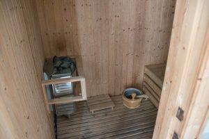 Green Hill Chiang Mai sauna