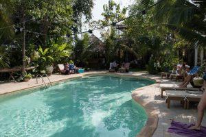 Coco Kala Chiang Mai piscina