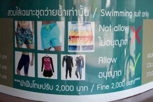 Estadio 700 Aniversario Chiang Mai bañadores