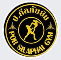 logo POR SILAPHAI THAI BOXING GYM