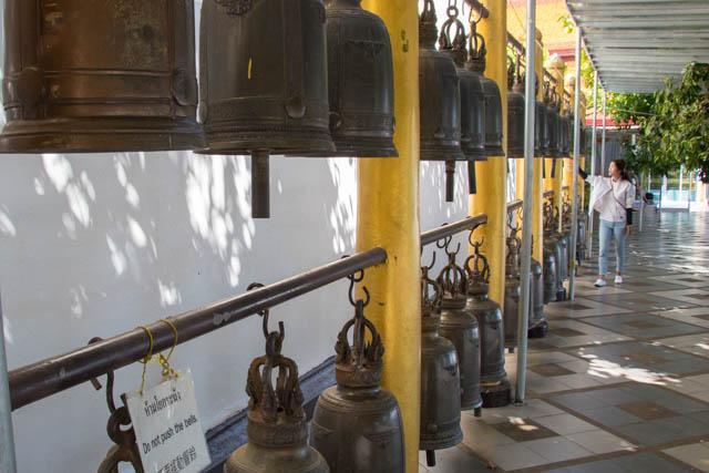 Sendero de los monjes Chiang Mai - Templo Doi Suthep