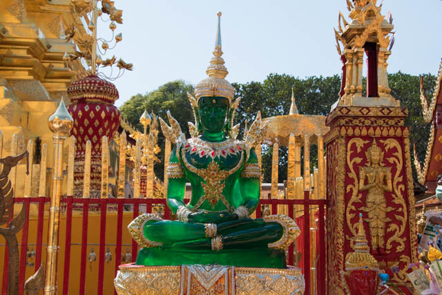 Buda esmeralda - Doi Suthep Chiang Mai