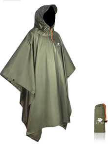 chubasquero poncho amazon