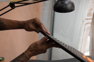 artesano tabla skim Koh Tao