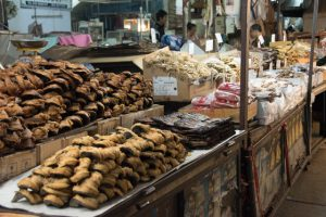 Talat Ton Lam Yai mercado Chiang Mai