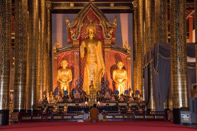 templos en chiang mai